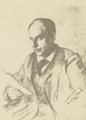 Marcel Schwob Sketch