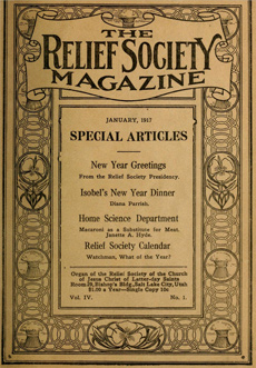cover of the magazine index