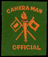 Photographic Signal Company Patch